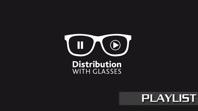 Distribution with glasses. Cortometrajes online de la distribuidora española