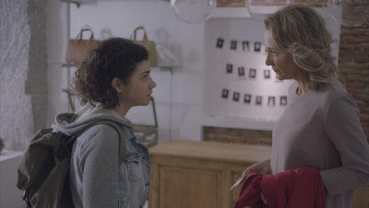 El vestido. Cortometraje y drama español de Javier Marco