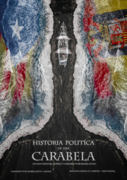 Historia política de una carabela corto cartel poster