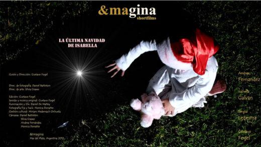 La última navidad de Isabella. Cortometraje argentino de Gustavo Fogel