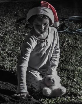 La última navidad de Isabella corto cartel poster