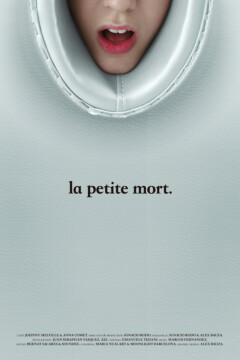 La petite mort corto cartel poster