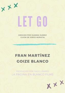 Let Go corto cartel poster