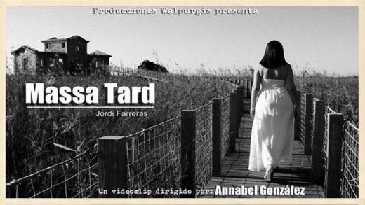 Massa Tard - Jordi Farreras. Videoclip musical álbum L´Home Sense Dits