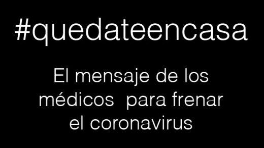 Cortos de Metraje se une a la campaña #quedateencasa para frenar el Coronavirus Covid-19