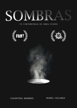 Sombras corto cartel poster