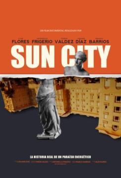 Sun city corto cartel poster