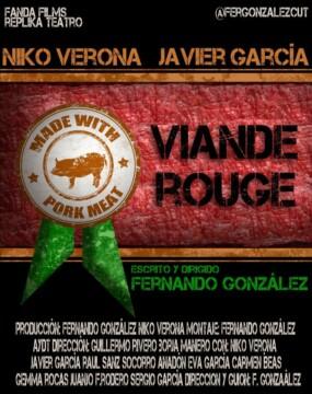 Viande rouge corto cartel poster