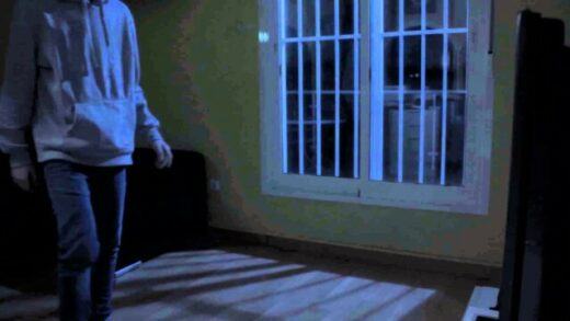 Canal 13. Cortometraje español de terror de Carlos Prieto