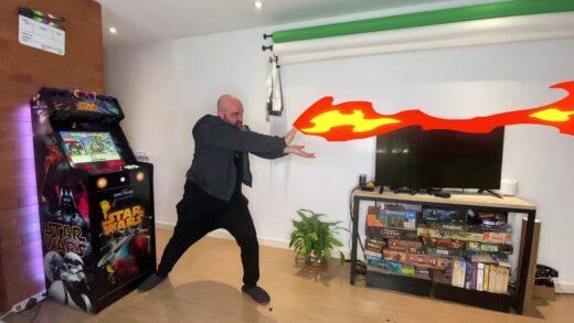 Compis de piso - La serie: 1x01 Street Fighter. Webserie española