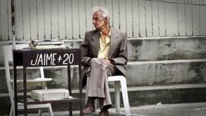 Contrato de Amor. Cortometraje documental sobre La Plaza de los Poetas