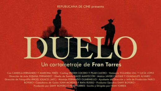 Duelo. Cortometraje y drama español de Fran Torres