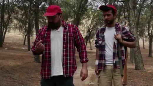 La presa. Cortometraje y comedia negra española de Sergio Álvarez