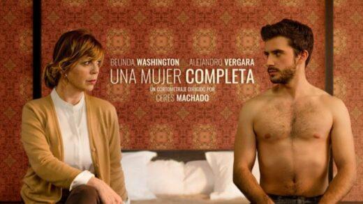 Una mujer completa. Cortometraje y drama español de Ceres Machado