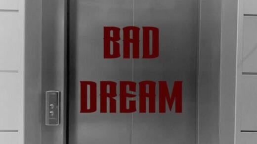 Bad dream. Cortometraje español y thriller de terror de Jorge Padilla