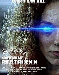 Beatrixxx corto cartel poster