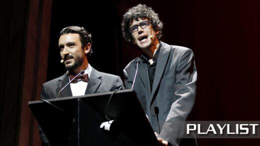 David Pareja y Javier Botet. Cortometrajes online de los actores españoles
