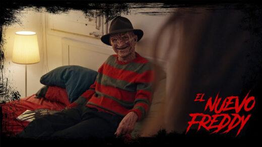 El nuevo Freddy. Cortometraje y comedia de terror de Ignacio Rodó