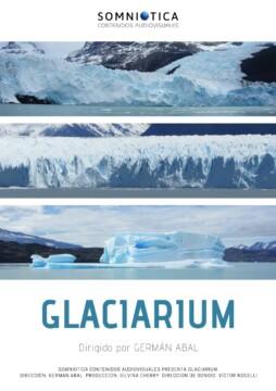 GLACIARIUM corto cartel poster