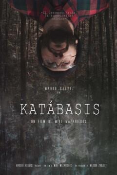 Katábasis corto cartel poster