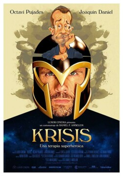 Krisis corto cartel poster