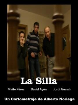 La Silla corto cartel poster