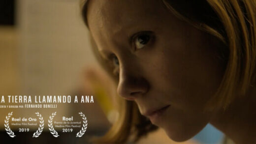 La Tierra llamando a Ana. Cortometraje español de Fernando Bonelli