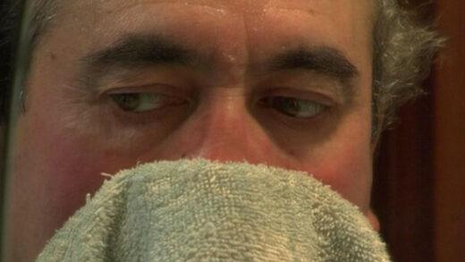 Las huellas del pecado. Cortometraje español de terror de Felipe Matilla