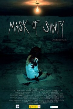 Mask of Sanity corto cartel poster