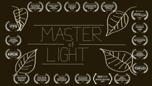 Master of Light. Cortometraje alemán de animación de Stefan Vogt