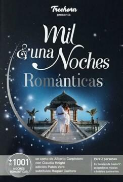 Mil & Una Noches Románticas corto cartel poster