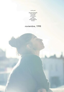 Noviembre 1998 corto cartel poster