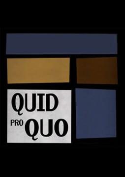 Quid Pro Quo corto cartel poster