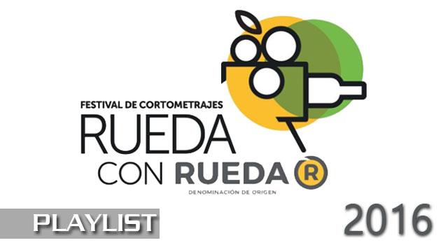 Rueda con Rueda 2016. Cortometrajes online de la 1ª edición