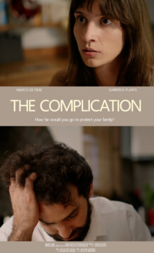 The Complication corto cartel poster