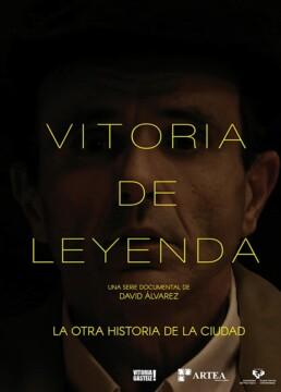 Vitoria de Leyenda El Sacamantecas corto cartel poster