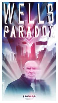 WELLS PARADOX corto cartel poster