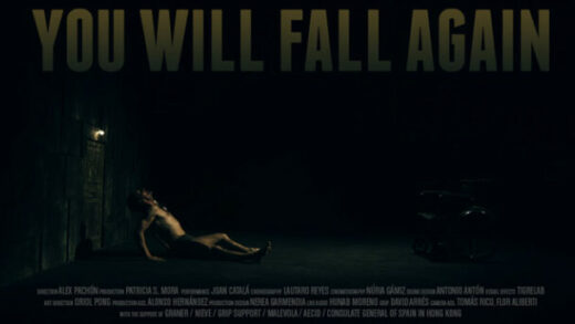 You will fall again. Cortometraje y thriller de terror de Álex Pachón