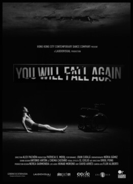 You will fall again corto cartel poster