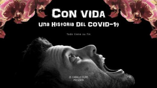 Con Vida: Una historia del Covid-19. Cortometraje de Adrián L. Tamayo