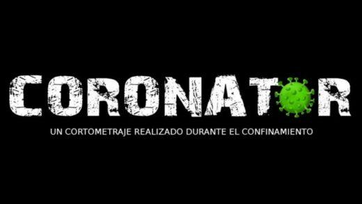 Coronator. Cortometraje español y comedia negra de Rafael Tabares Ruiz