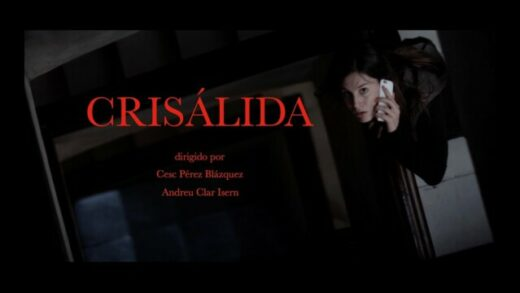 Crisálida. Corto experimental de Francesc Pérez y Andreu Clar Isern