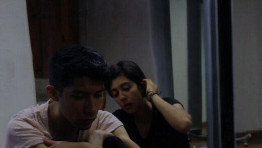 Despegar los pies. Cortometraje y drama experimental de Paco A. Rojas