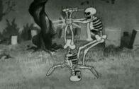 Disney Silly Symphonies 01: El baile de los esqueletos