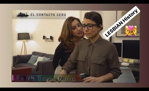 El Contacto Cero - 1x3 Capítulo 3. Lesbian Webserie de Sandra Guzmán