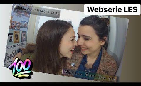 El Contacto Cero - 1x5 Capítulo 5. Lesbian Webserie de Sandra Guzmán