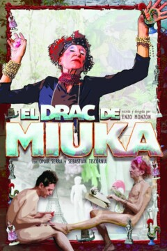 El Drac de Miuka corto cartel poster