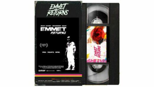 Emmet Returns. Cortometraje y drama de acción de Iván Mulero