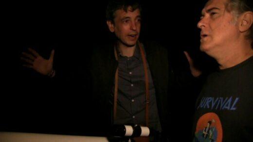 Incidente OVNI. Cortometraje y comedia española de Alberto Noriega