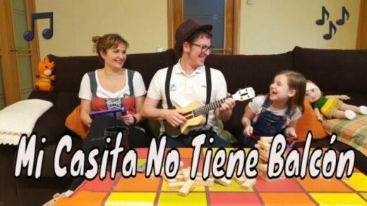 Mi Casita No Tiene Balcón. Videoclip musical de Alberto Mazarro